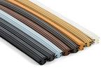 verschillende kleuren antislipstrips naast elkaar