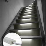 Trapverlichting Led strip Helder Wit - Complete set 30 CM_