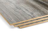 ingezoomd dubbel stootboord van cpl materiaal in de kleur den 40x136cm