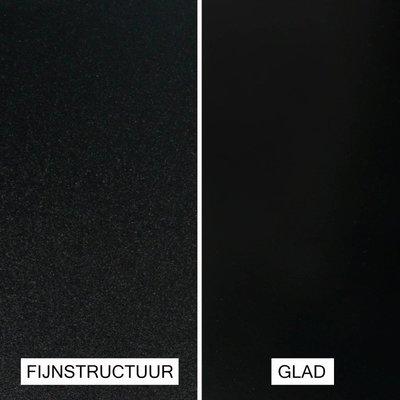 Coating zwarte trapleuning PROEFSTUK
