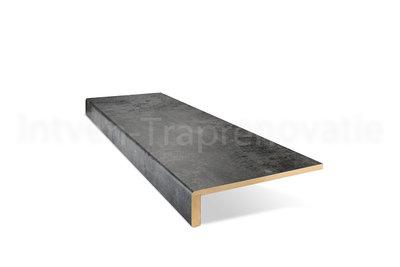 Enkele CPL Overzettrede 30 x 90 cm (Donker Beton) Professionele kwaliteit!
