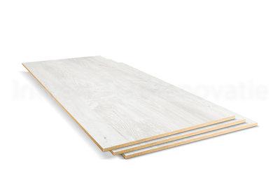 Dubbel Stootbord CPL 40 x 136 cm (Grenen)