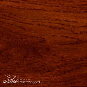 rubio monocoat cerry coral