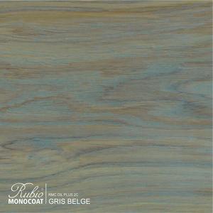rubio monocoat gris belge