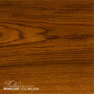rubio monocoat ice brown