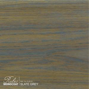 rubio monocoat slate grey