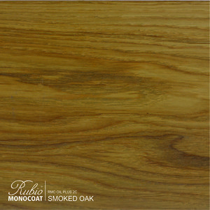 rubio monocoat smoke oak