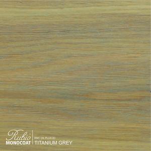 rubio monocoat titanium grey
