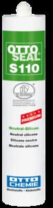 ottoseal s110 afwerkkit neutral-silicone ral9010