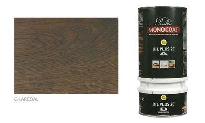 rubio monocoat olie in de kleur charcoal