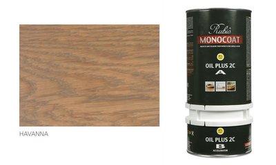 rubio monocoat olie in de kleur havanna