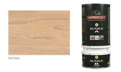 rubio monocoat olie in de kleur naturel