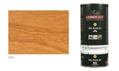 rubio monocoat olie in de kleur oak