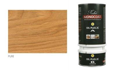 rubio monocoat olie in de kleur pure
