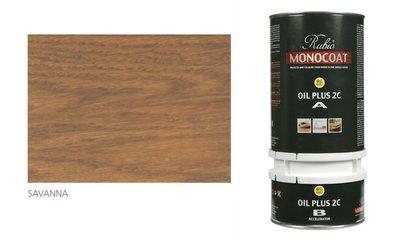 rubio monocoat olie in de kleur savanna