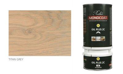 rubio monocoat olie in de kleur titanium grey