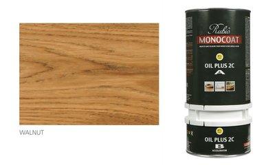 rubio monocoat olie in de kleur walnut