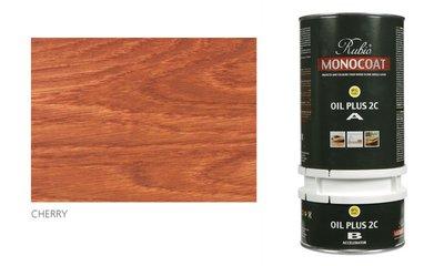 rubio monocoat olie in de kleur cherry