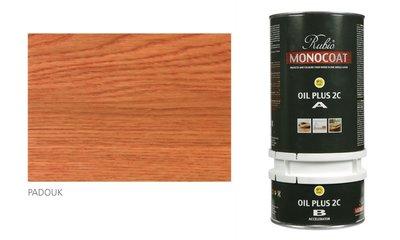 rubio monocoat olie in de kleur paddouck