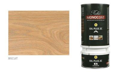 rubio monocoat olie in de kleur biscuit